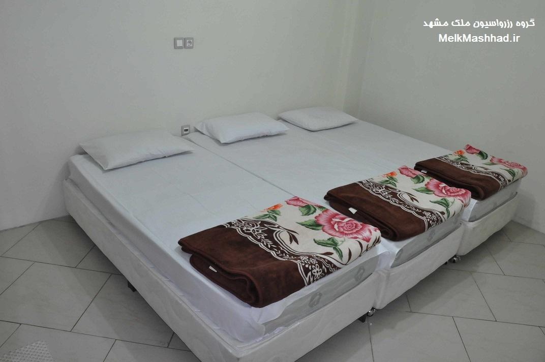 رزرو هتل اپارتمان اکبری نزدیک حرم