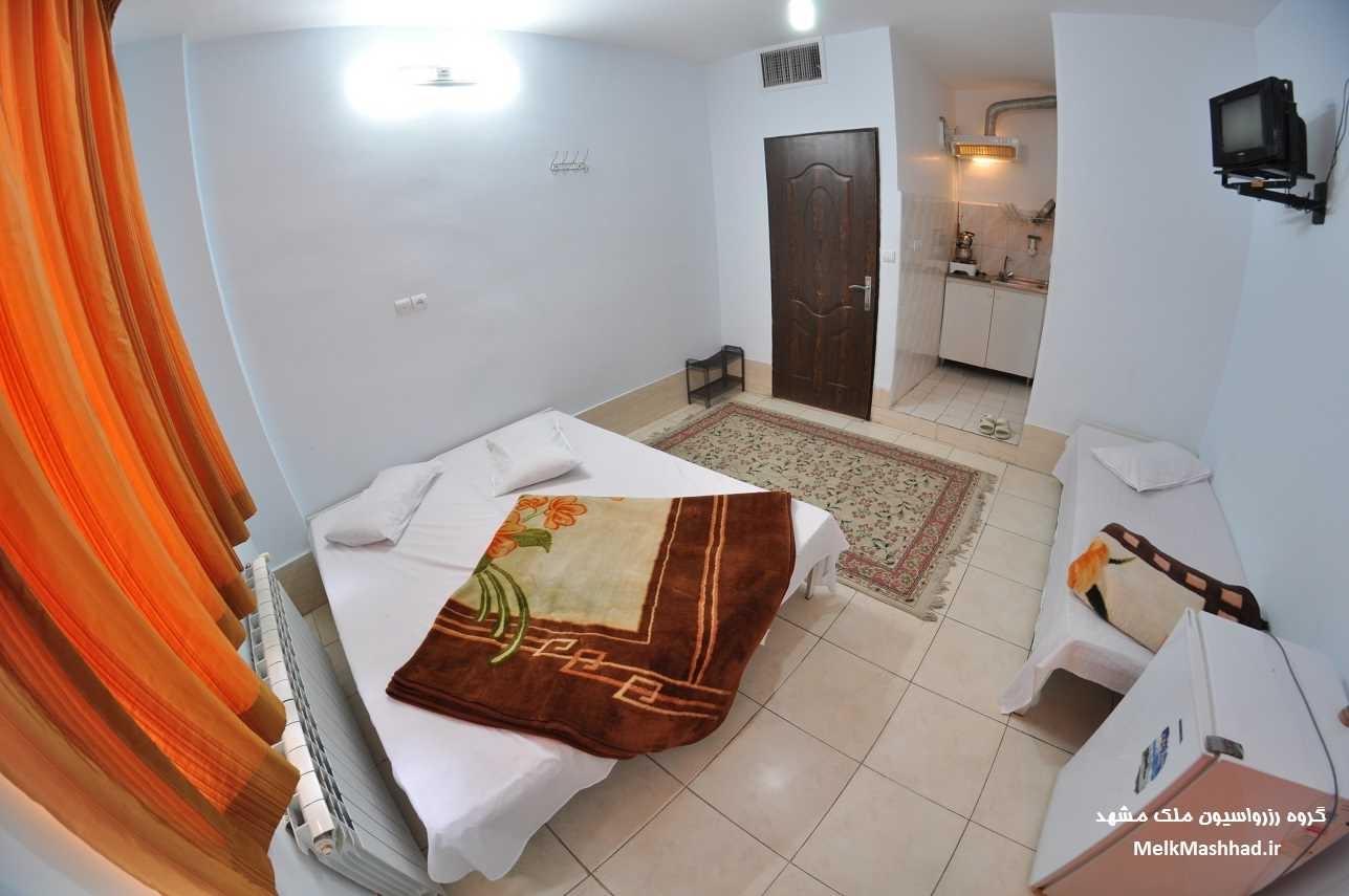 قیمت اجاره اتاق در مشهد
