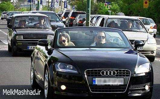 کرایه روزانه اتومبیل در مشهد جهت رفاه حال زائرین و مجاورین