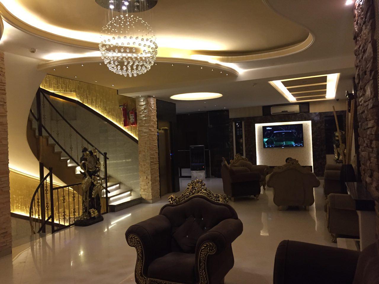 هتل اپارتمان پایتخت نزدیکترین هتل