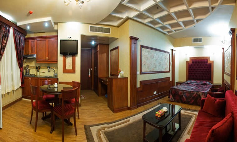 هتل صادقیه توس مشهد