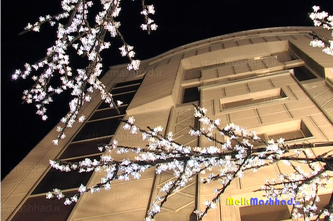 هتل ارم شیراز