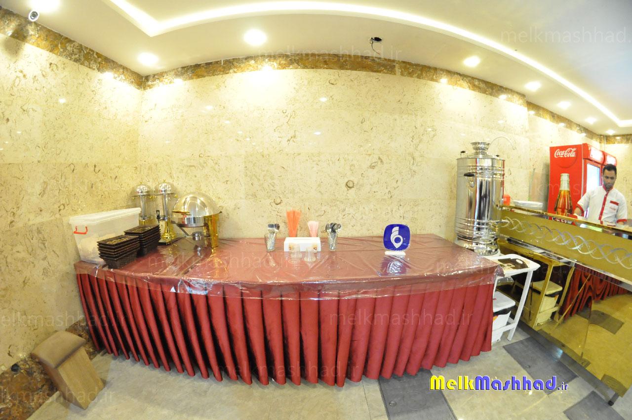 هتل بهزاد مشهد